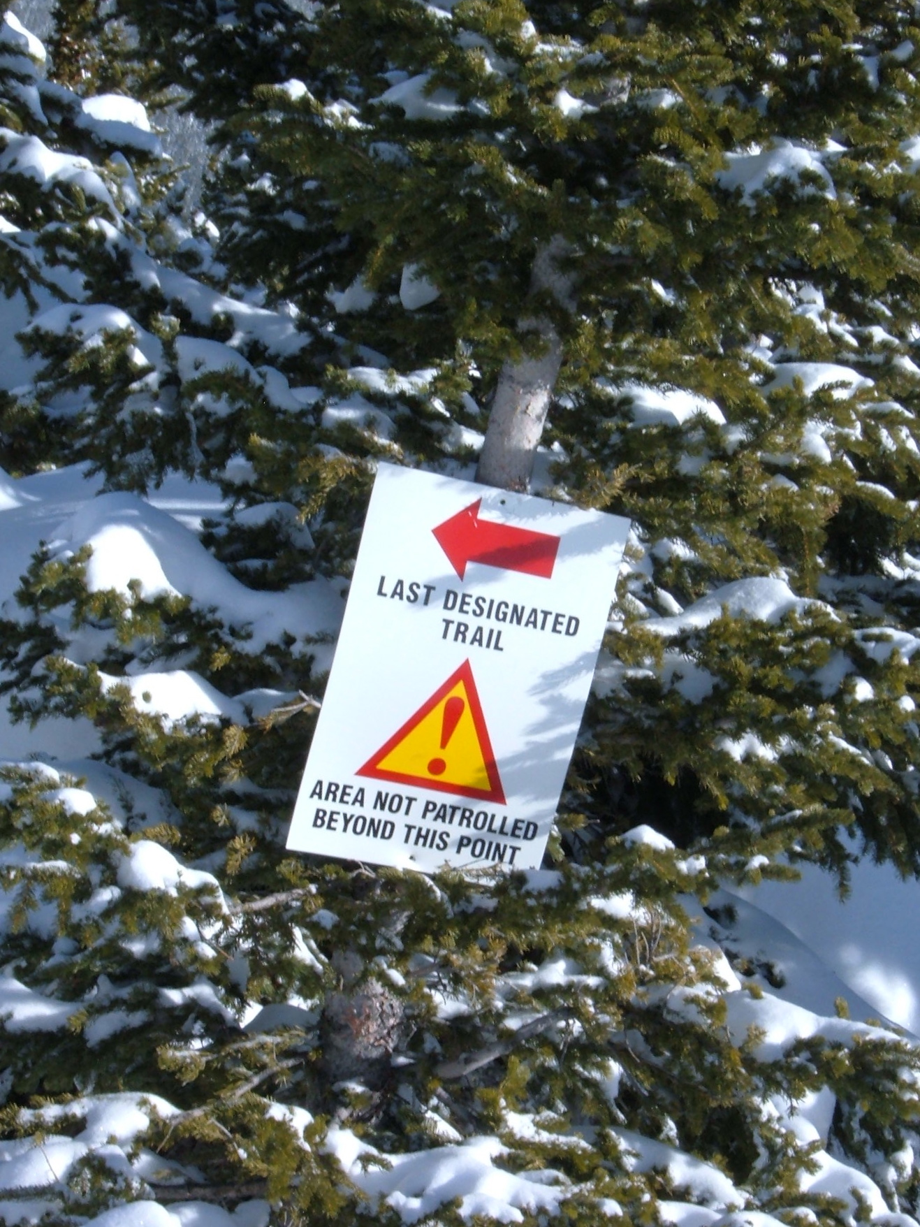 Expert Skiers and Boarders Beware